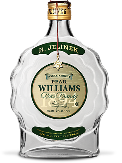 Rudolf Jelínek Williams Pear Brandy